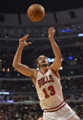 Bulls' Joakim Noah fined $15,000 for tirade against officials