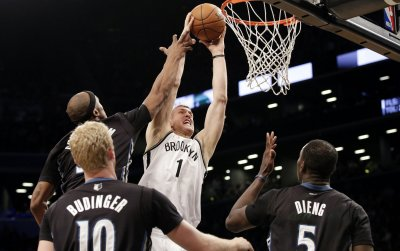 Brooklyn Nets trump Minnesota 114-99