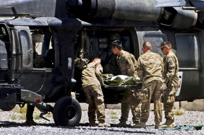 4 NATO soldiers among 16 killed in Afghanistan suicide bombing