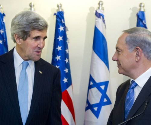 Kerry, Netanyahu expected to discuss U.N. Security Council proposal on Mideast peace timeline