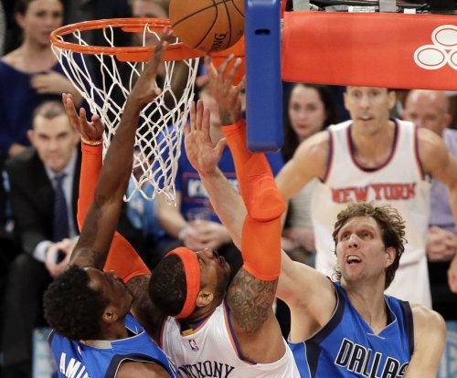 Dirk Nowitzki, Dallas Mavericks cruise past New York Knicks