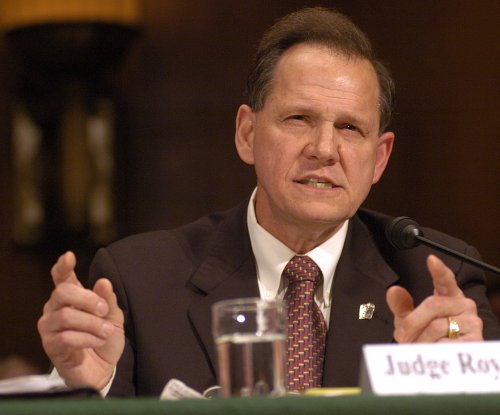 Alabama Chief Justice Roy Moore: U.S. court rulings on gay marriage not binding