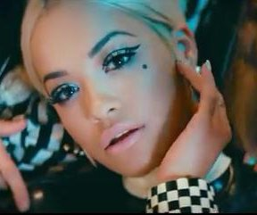 Rita Ora breaks free in 'Poison' music video