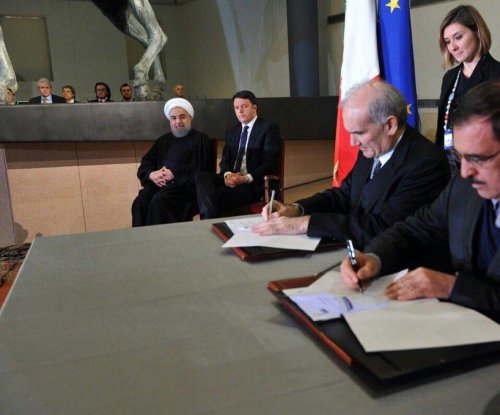 Iran, Italy sign energy agreements