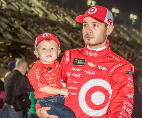 NASCAR: Penalty knocks Kyle Larson out of Cup points lead, crew chief suspended