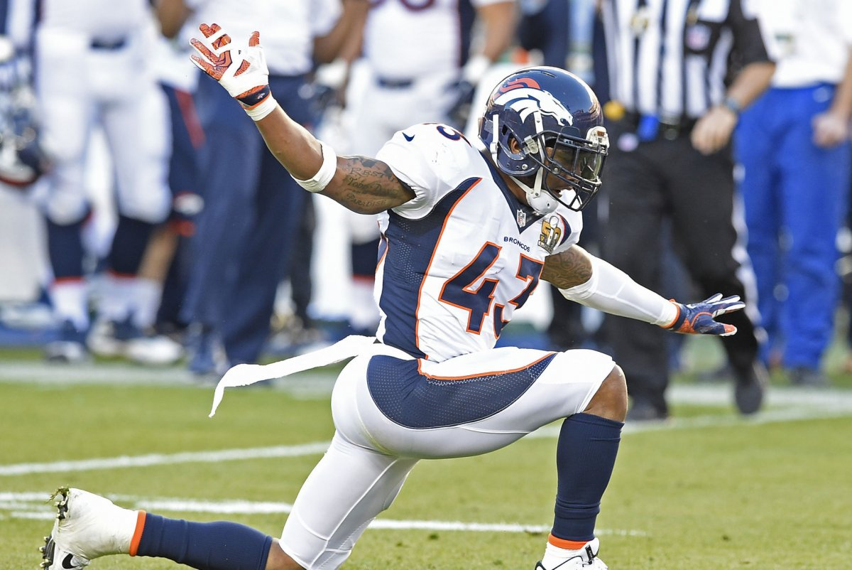 T J Ward Tampa Bay Buccaneers agree to terms with former Denver