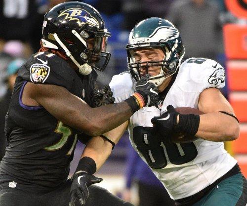Fantasy Football: Zach Ertz ruled out for Philadelphia Eagles