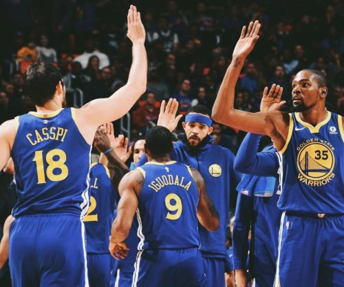Kevin Durant, Golden State Warriors wrap up perfect trip