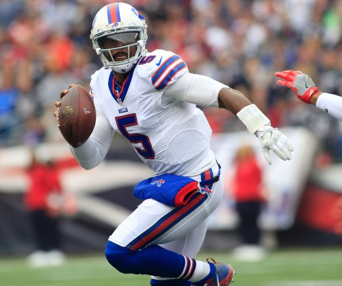 Fantasy Football: Tyrod Taylor to start for Buffalo Bills vs. Miami Dolphins
