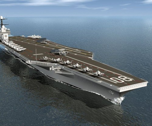 HII awarded contract for materials for production on USS Enterprise