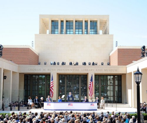On This Day: George W. Bush library dedicated
