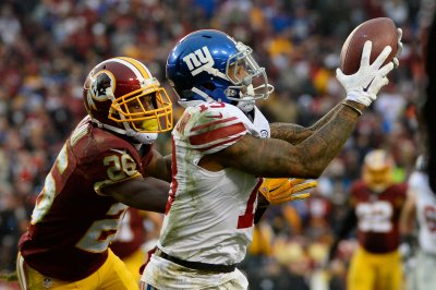 New York Giants WR Odell Beckham Jr. impressive in first practice