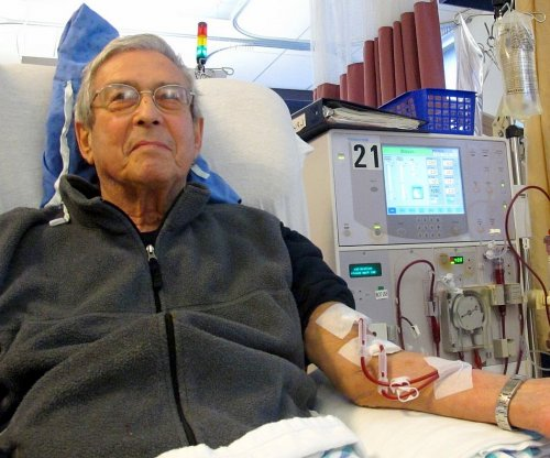 More than half of older dialysis patients die within a year