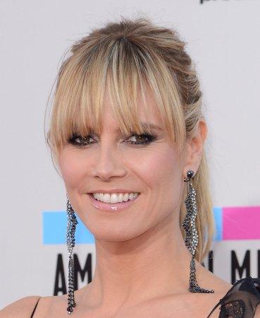 Heidi Klum said she's afraid of plastic surgery