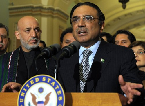 Zardari says govt. winning fight