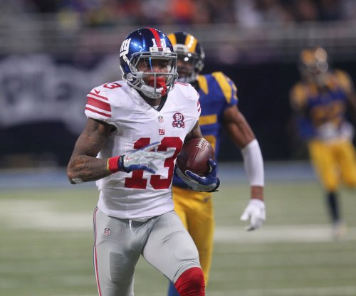 New York Giants offense erupts in win over St. Louis Rams
