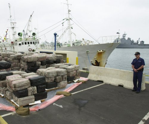 Two tons of cocaine seized by French authorities in Caribbean