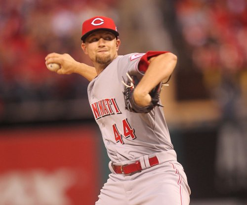 Leake shines as Cincinnati Reds beat Atlanta Braves