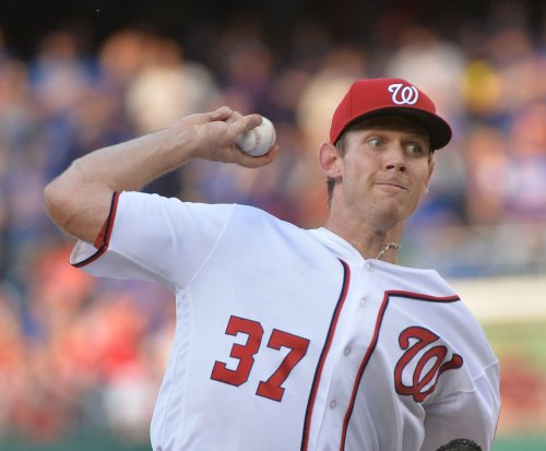 Stephen Strasburg improves to 8-0 as Washington Nationals top New York Mets