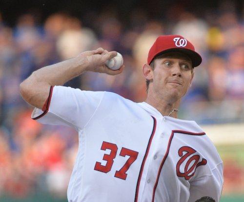 Stephen Strasburg improves to 8-0 as Washington Nationals top New York Mets