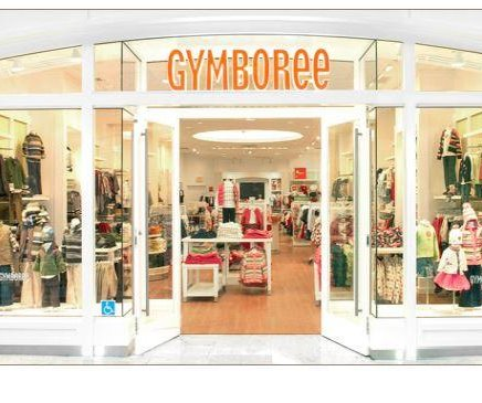 Gymboree files for bankruptcy, plans to close up to 450 stores