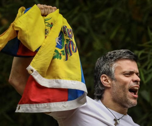 Venezuelan opposition leader released from prison, on house arrest