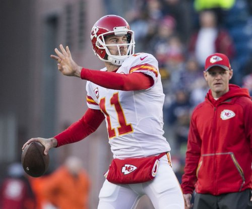 Kansas City Chiefs promote rookie Patrick Mahomes II to second-string QB behind Alex Smith
