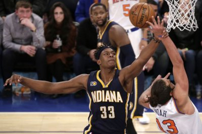 Pacers, on roll, host short-handed Knicks