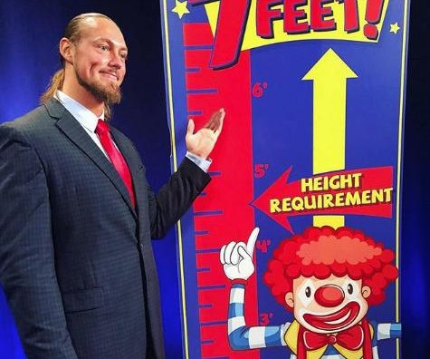 WWE releases Big Cass after brief return from injury