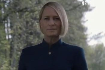 'House of Cards': Claire visits Frank's grave in new teaser
