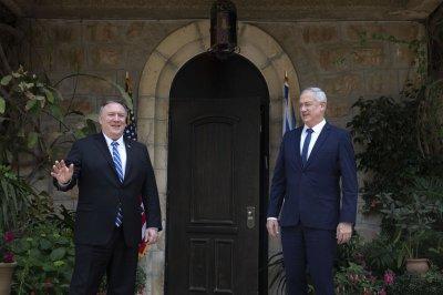 Pompeo visits Israel to meet with Benjamin Netanyahu, Benny Gantz