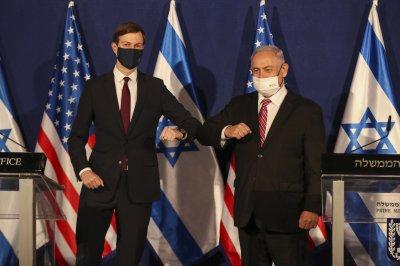 Kushner calls for end to 'scapegoating' Israel
