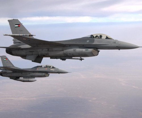 State Department approves $60M for training of Jordanian F-16 pilots