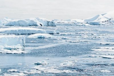 Ozone pollution in Antarctica has risen steadily over last 25 years