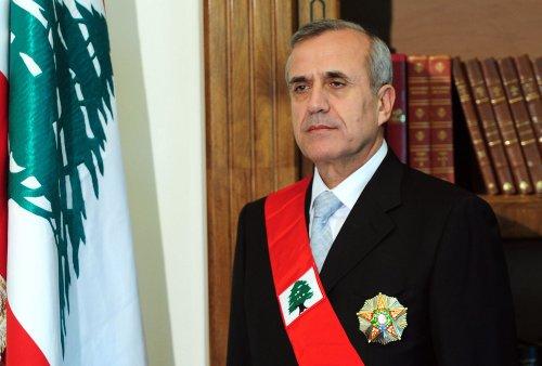 Lebanese president stresses unity