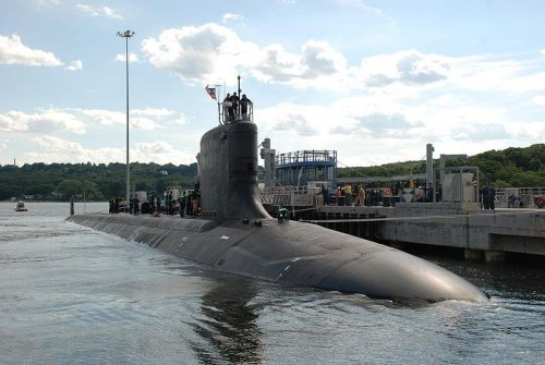 New GenDyn submarine completes alpha trials