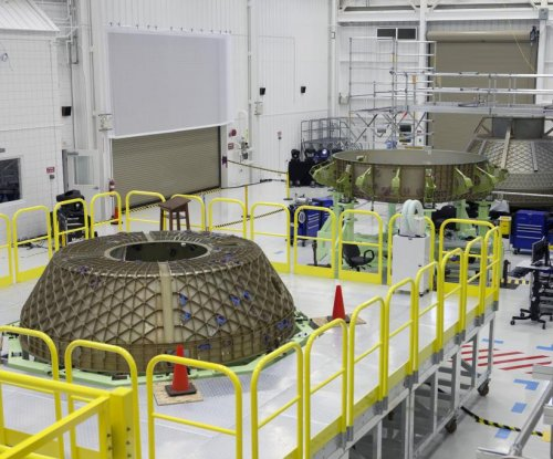 Boeing opens repurposed facility to build CST-100 crew capsule