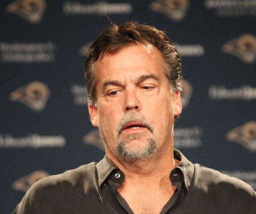 Rams fire offensive coordinator Frank Cignetti