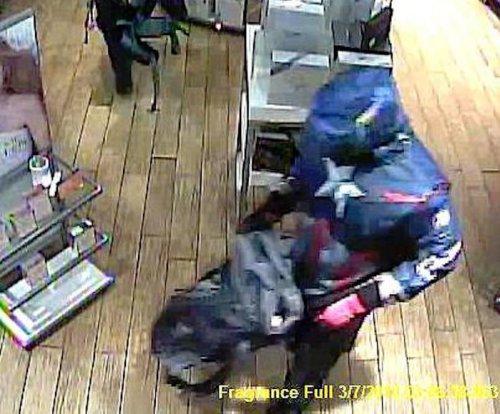 Texas police seek 'Captain America' in beauty store robbery