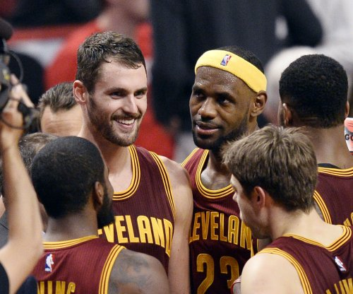 NBA Finals: Cavaliers' Kevin Love may be OK to play Game 4