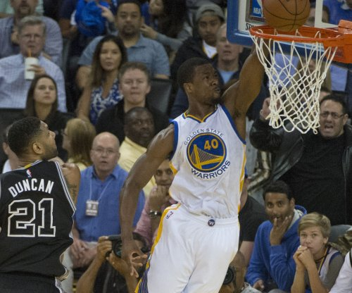 Golden State Warriors give qualifying offers to Harrison Barnes, Festus Ezeli