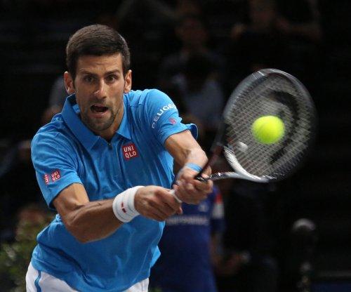 Novak Djokovic, Milos Raonic advance to ATP semifinals