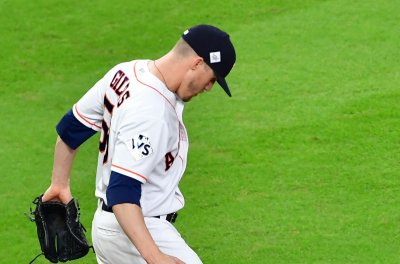 World Series Game 5: Houston Astros likely to bypass Ken Giles in save situation