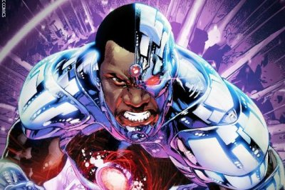 Joivan Wade cast as Cyborg in DC's 'Doom Patrol'
