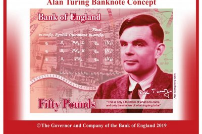 Britain to honor WWII code breaker Alan Turing on new £50