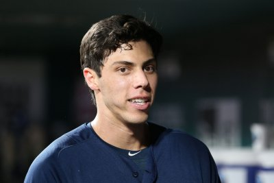 Christian Yelich, Brooks Koepka featured in 'ESPN The Magazine's Body Issue'