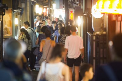 Report: Man in Japan arrested following anti-Chinese incident