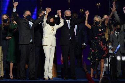 Joe Biden, Kamala Harris call for unity: It's 'time to heal'