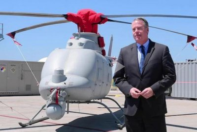 Navy exercise tests unmanned vessels, aircraft