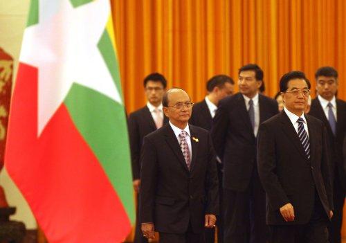 U.N. officials caution Myanmar on violence
